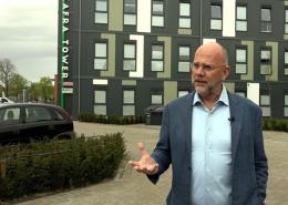 Huisvesting: Frank-van-Gool-CEO-van-Otto-Work-Force-Foto-Omroep-Gelderland
